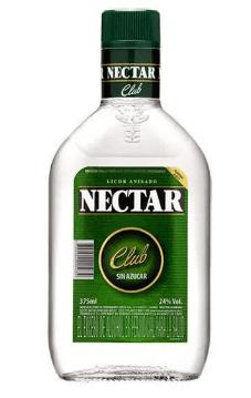 AGUARDIENTE NECTAR CLUB SIN AZÚCAR 375ML