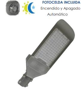 Alumbrado Público LED 100W