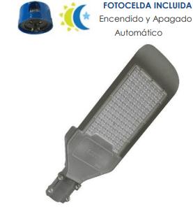 Alumbrado Público LED 120W