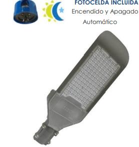 Alumbrado Público LED 150W