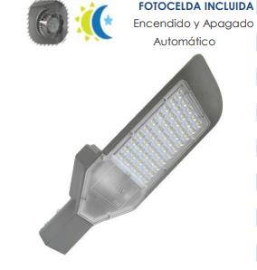 Alumbrado Público LED 50W