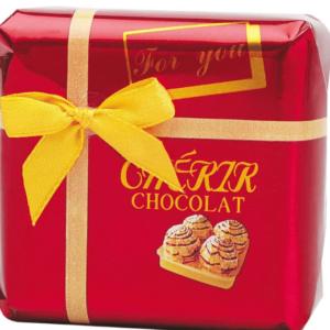CHOCOLATE CHÉRIR T4 JOYA ROJA 44GR