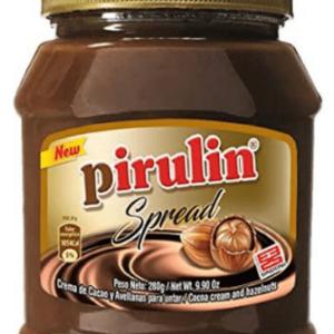 Crema de cacao y avellana PIRULIN