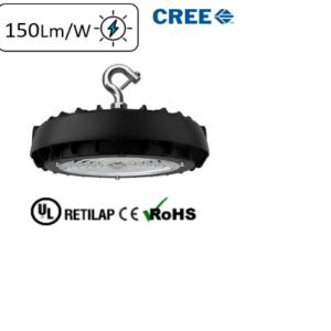 High Bay LED Alta Eficiencia – 100W