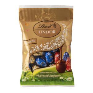 CHOCOLATE LINDT LINDOR ASS MINI EGG 100GR