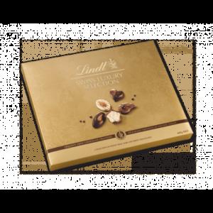 CHOCOLATE PRALINES LINDT SWISS LUXURY 415 GR